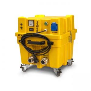TROTEC Sprężarka VE 4 S MultiQube osuszanie strefy izolacji