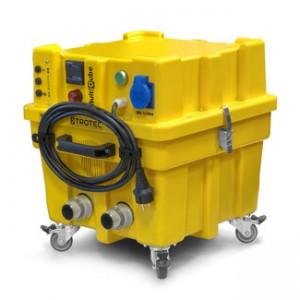 TROTEC Sprężarka VE 4 MultiQube osuszanie strefy izolacji