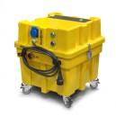 TROTEC Separator wody WA 4 i MultiQube - osuszanie strefy izolacji