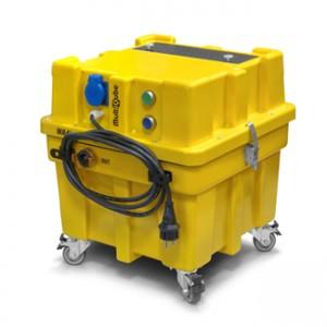 TROTEC Separator wody WA 4i MultiQube - osuszanie strefy izolacji