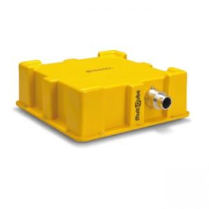 TROTEC Tłumik nr 19 MultiQube z serii VE - osuszanie strefy izolacji